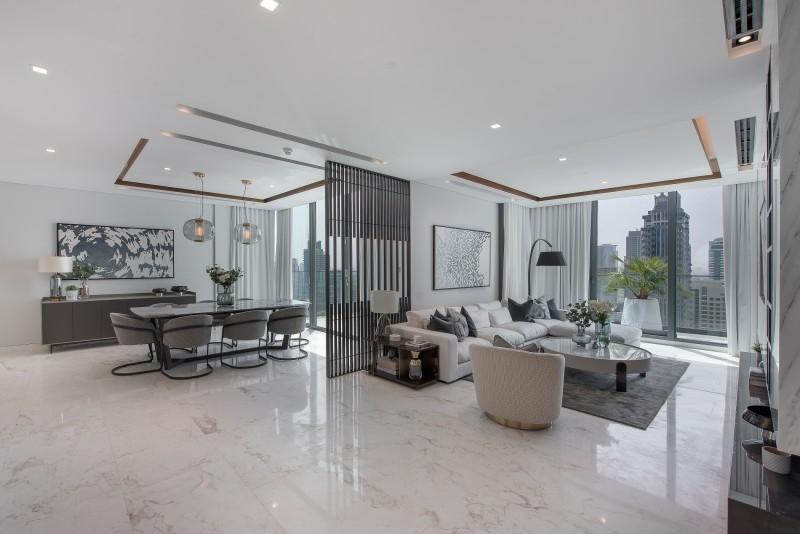 4 Bedroom Penthouse For Sale in  Liv Residence,  Dubai Marina | 7