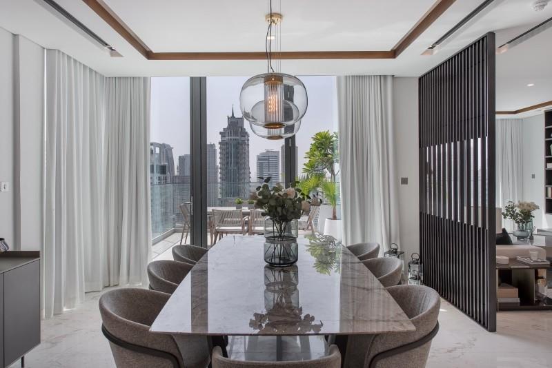 4 Bedroom Penthouse For Sale in  Liv Residence,  Dubai Marina | 5