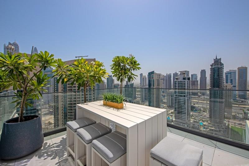 4 Bedroom Penthouse For Sale in  Liv Residence,  Dubai Marina | 3