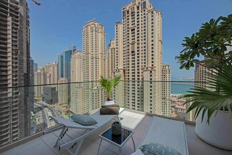4 Bedroom Penthouse For Sale in  Liv Residence,  Dubai Marina | 2