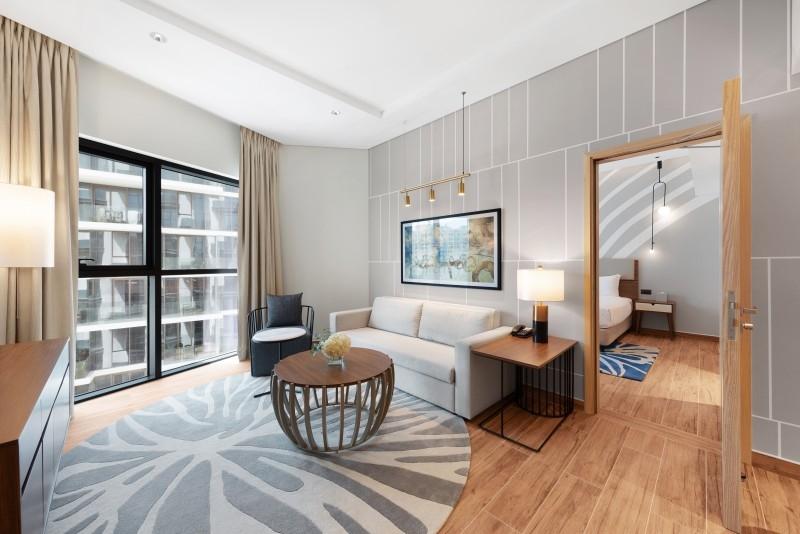 1 Bedroom Apartment For Rent in  Adagio Premium The Palm,  Palm Jumeirah | 1