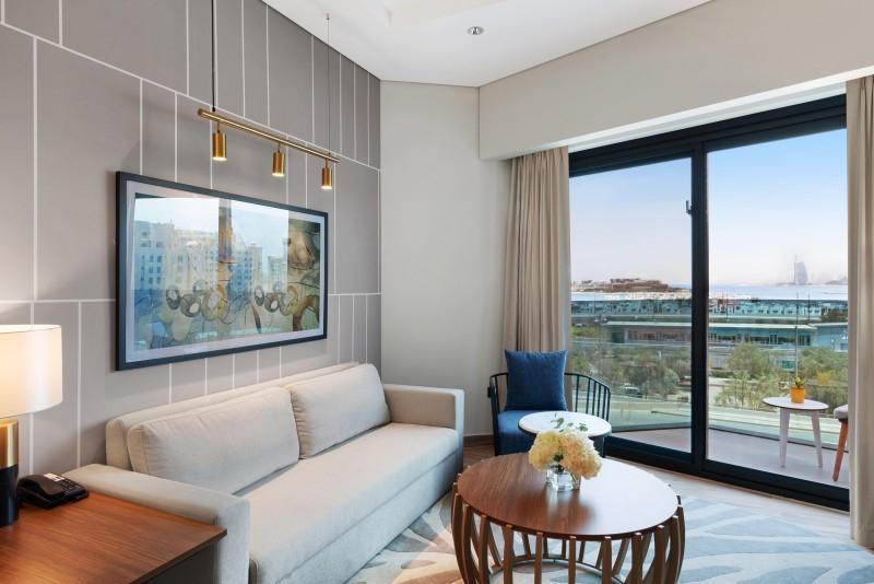 1 Bedroom Apartment For Rent in  Adagio Premium The Palm,  Palm Jumeirah | 0