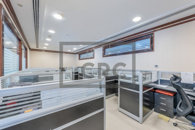 furnished office for sale in jumeirah lake towers, almas tower | 12