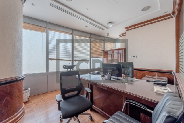 furnished office for sale in jumeirah lake towers, almas tower | 6