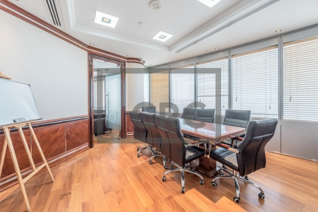 furnished office for sale in jumeirah lake towers, almas tower | 10