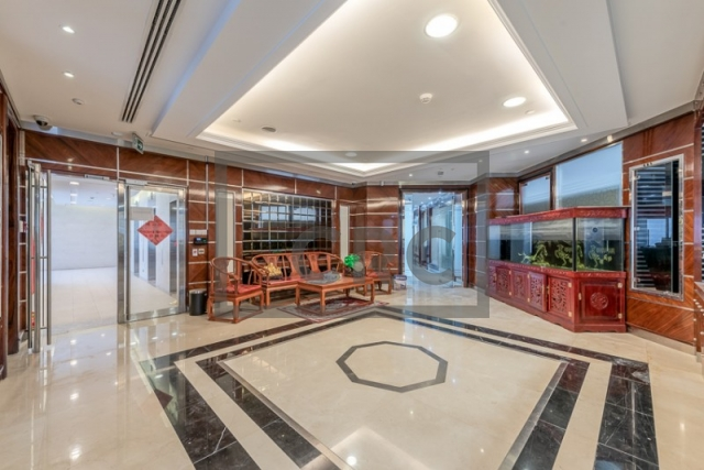 furnished office for sale in jumeirah lake towers, almas tower | 0