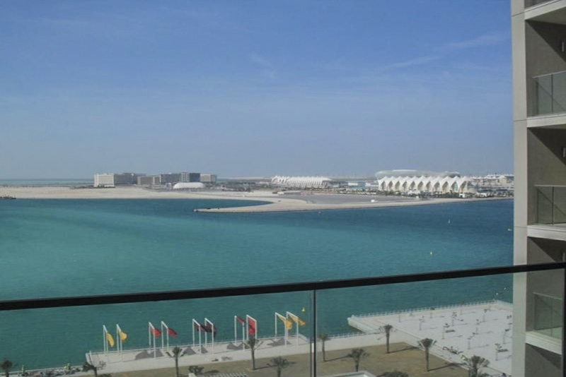 3 Bedroom Apartment For Sale in  Al Zeina Residential Tower C,  Al Raha Beach | 2