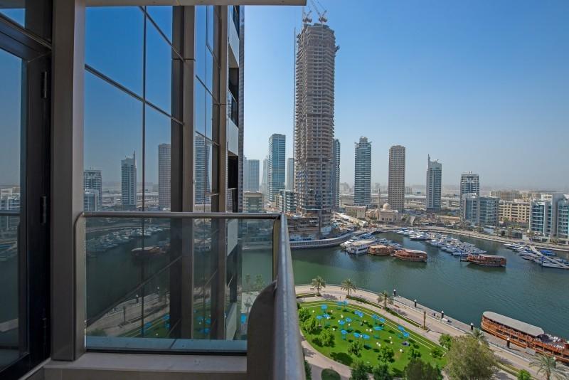 Studio Apartment For Sale in  Sparkle Tower 2,  Dubai Marina   12