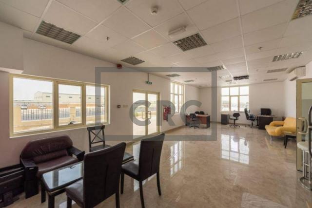 semi-furnished warehouse for sale in dubai industrial park, saih shuaib 4 | 3