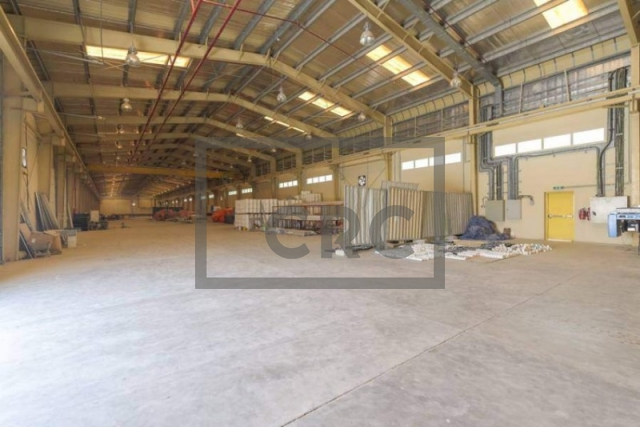 semi-furnished warehouse for sale in dubai industrial park, saih shuaib 4 | 5