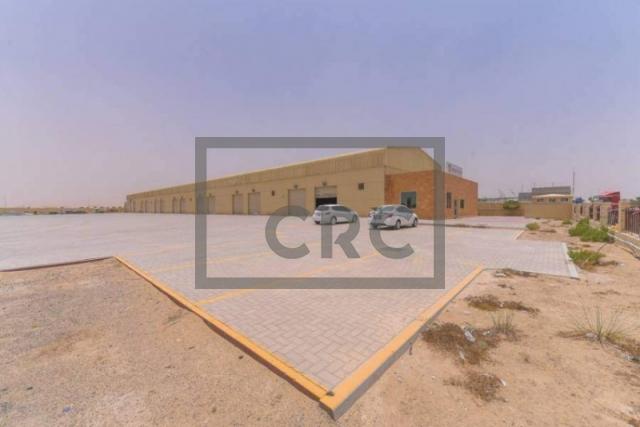 semi-furnished warehouse for sale in dubai industrial park, saih shuaib 4 | 4