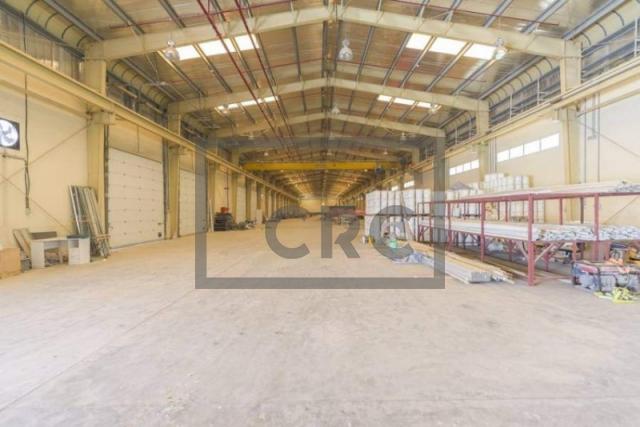 semi-furnished warehouse for sale in dubai industrial park, saih shuaib 4 | 10