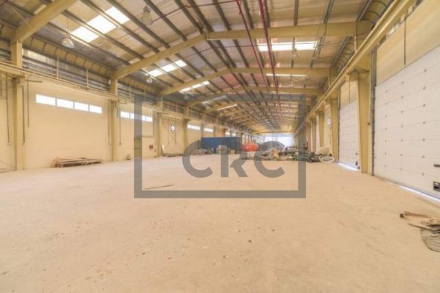 semi-furnished warehouse for sale in dubai industrial park, saih shuaib 4 | 7