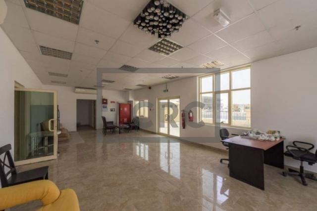 semi-furnished warehouse for sale in dubai industrial park, saih shuaib 4 | 12