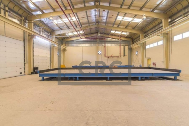 semi-furnished warehouse for sale in dubai industrial park, saih shuaib 4 | 2