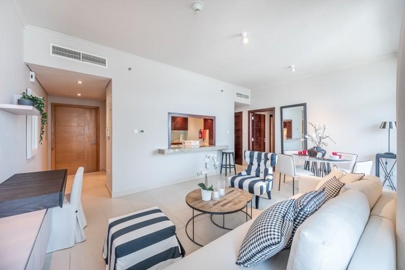 1 Bedroom Apartment For Rent in  Burj Views B,  Downtown Dubai   5