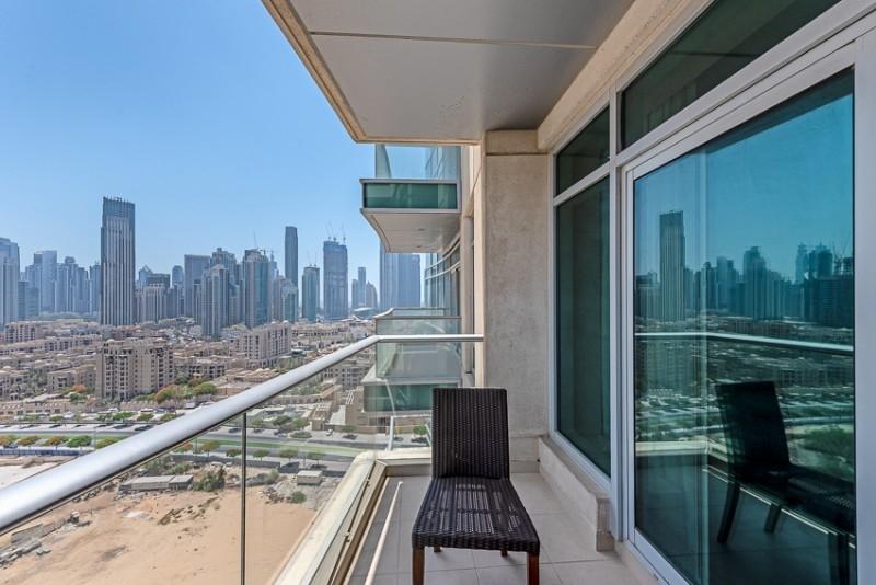 1 Bedroom Apartment For Rent in  Burj Views B,  Downtown Dubai   3