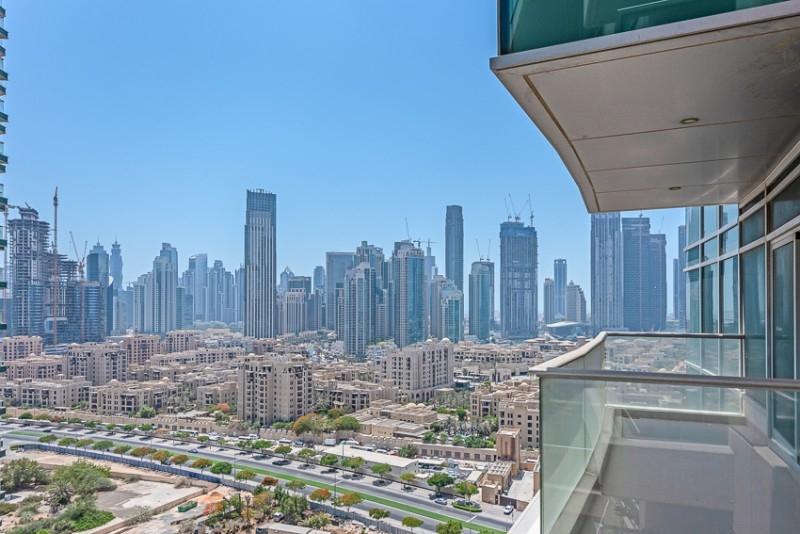 1 Bedroom Apartment For Rent in  Burj Views B,  Downtown Dubai   2