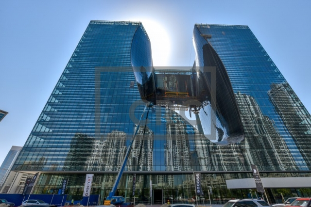 furnished office for sale in business bay, the opus | 13
