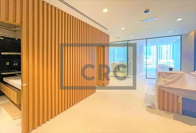 furnished office for sale in business bay, the opus | 2