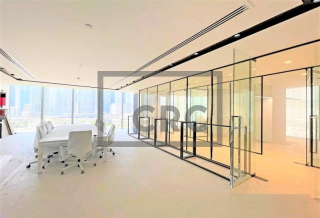 furnished office for sale in business bay, the opus | 1