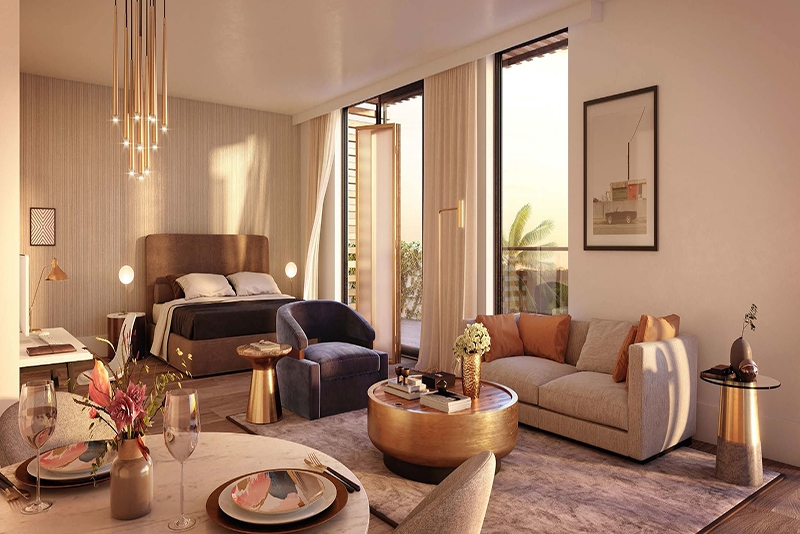 1 Bedroom Apartment For Sale in  Chaimaa Avenue Residences,  Jumeirah Village Circle | 11
