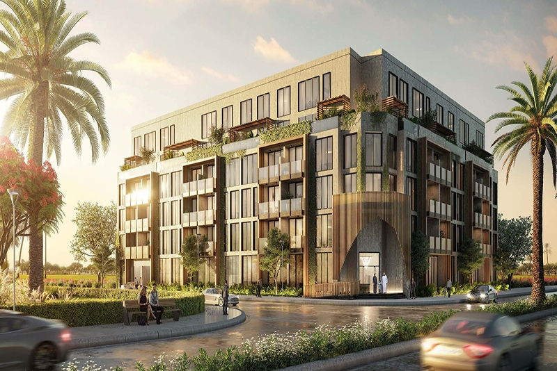 1 Bedroom Apartment For Sale in  Chaimaa Avenue Residences,  Jumeirah Village Circle | 22