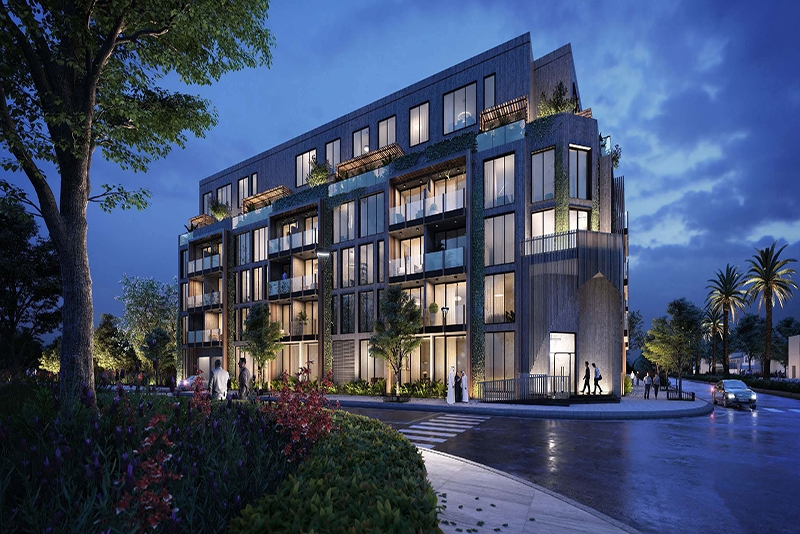 1 Bedroom Apartment For Sale in  Chaimaa Avenue Residences,  Jumeirah Village Circle | 24
