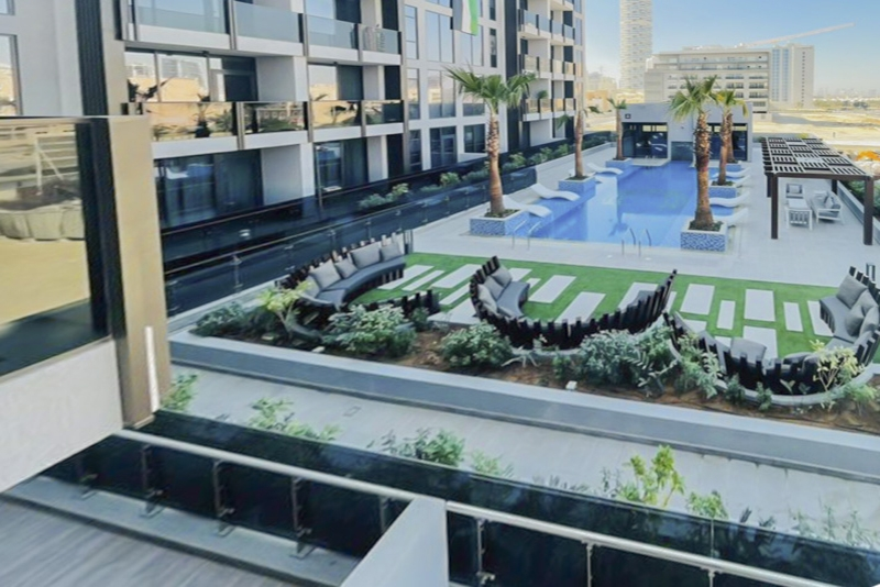 1 Bedroom Apartment For Sale in  Chaimaa Avenue Residences,  Jumeirah Village Circle | 5