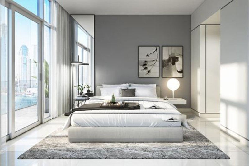 1 Bedroom Apartment For Sale in  Beach Vista,  EMAAR Beachfront   2