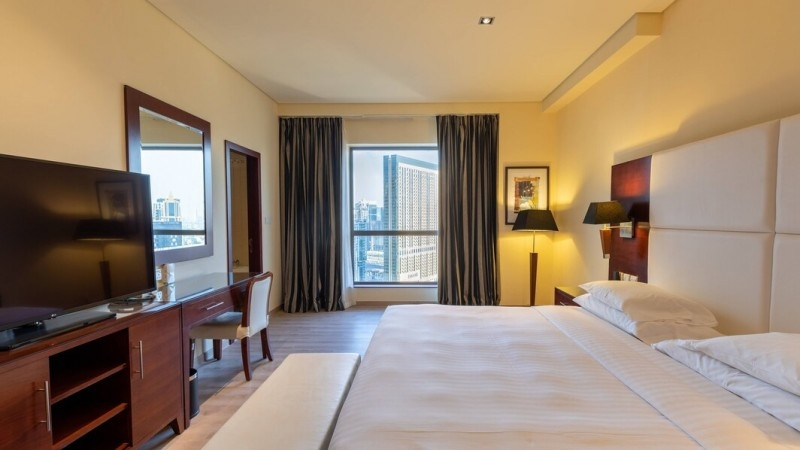 3 Bedroom Hotel Apartment For Rent in  Delta Hotels by Marriott Jumeirah Beach,  Jumeirah Beach Residence | 0