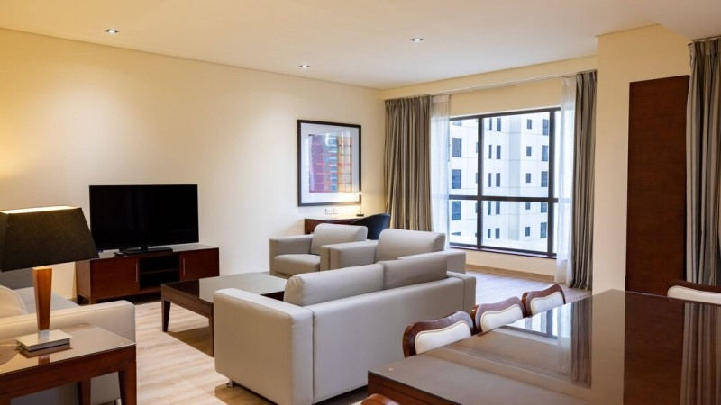 3 Bedroom Hotel Apartment For Rent in  Delta Hotels by Marriott Jumeirah Beach,  Jumeirah Beach Residence | 1