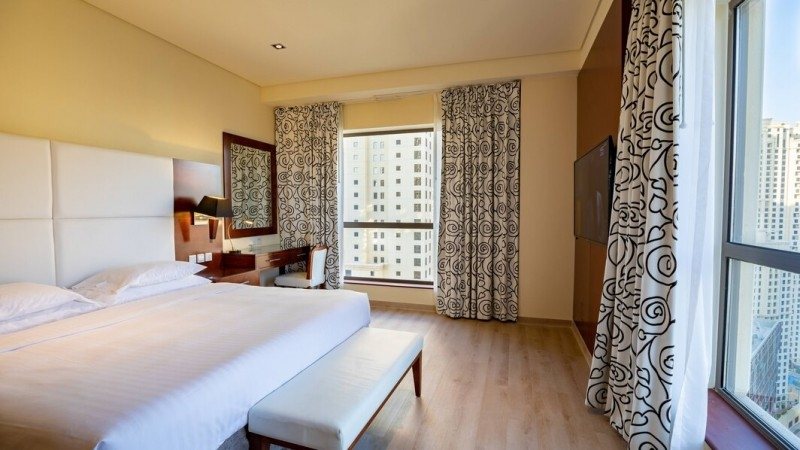 3 Bedroom Hotel Apartment For Rent in  Delta Hotels by Marriott Jumeirah Beach,  Jumeirah Beach Residence | 3