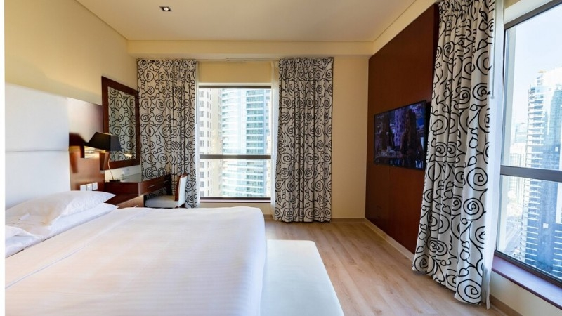 3 Bedroom Hotel Apartment For Rent in  Delta Hotels by Marriott Jumeirah Beach,  Jumeirah Beach Residence | 4
