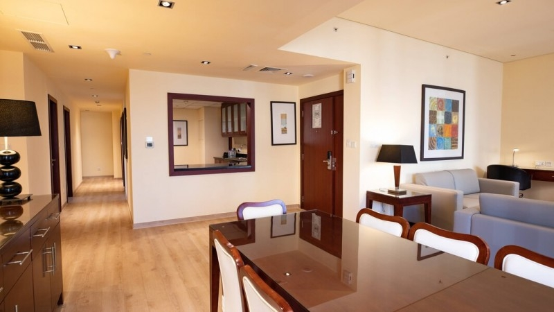 3 Bedroom Hotel Apartment For Rent in  Delta Hotels by Marriott Jumeirah Beach,  Jumeirah Beach Residence | 5