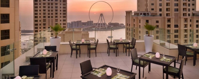 3 Bedroom Hotel Apartment For Rent in  Delta Hotels by Marriott Jumeirah Beach,  Jumeirah Beach Residence | 12