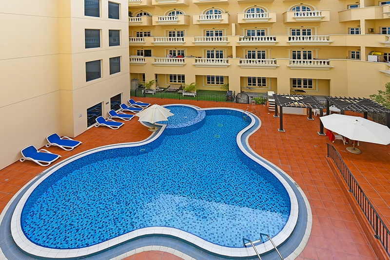 1 Bedroom Apartment For Sale in  Summer Cluster,  Jumeirah Village Circle | 11