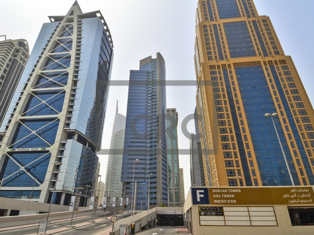 furnished office for sale in jumeirah lake towers, hds tower | 18