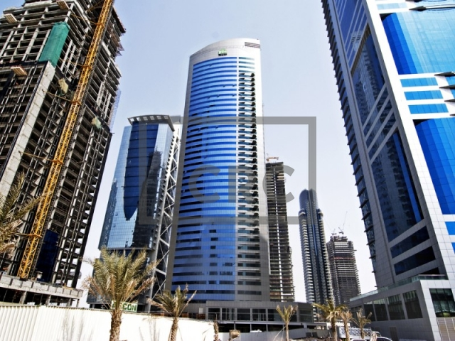 furnished office for sale in jumeirah lake towers, hds tower | 19