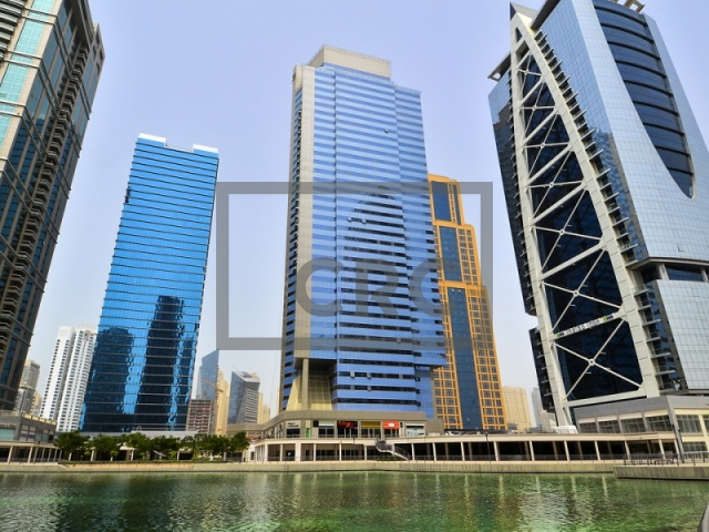 furnished office for sale in jumeirah lake towers, hds tower | 20