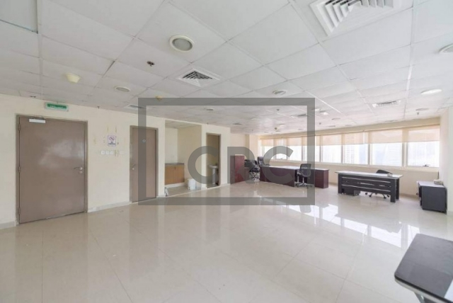 furnished office for sale in jumeirah lake towers, hds tower | 2
