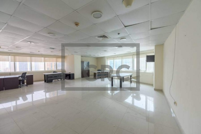 furnished office for sale in jumeirah lake towers, hds tower | 1