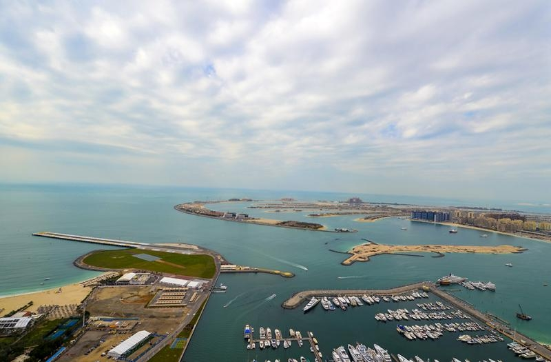 4 Bedroom Apartment For Sale in  Cayan Tower,  Dubai Marina   0