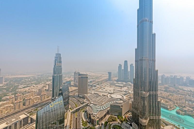 4 Bedroom Penthouse For Sale in  Burj Vista 1,  Downtown Dubai   0