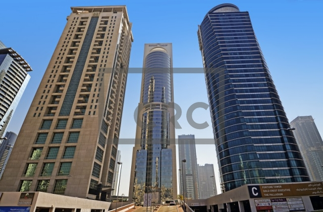 office for sale in jumeirah lake towers, fortune tower | 14