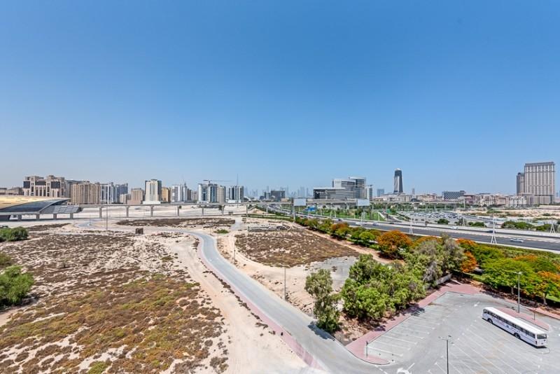 2 Bedroom Apartment For Rent in  Iris Amber Tower,  Al Jaddaf | 19