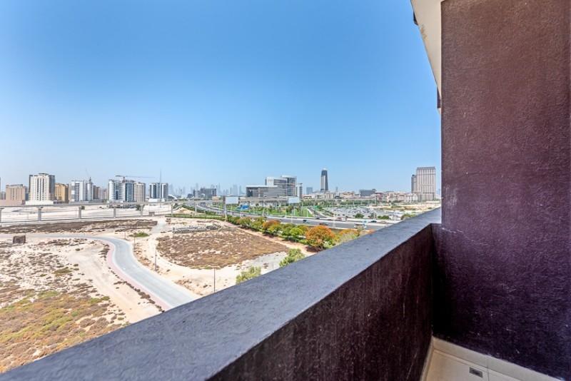 2 Bedroom Apartment For Rent in  Iris Amber Tower,  Al Jaddaf | 11