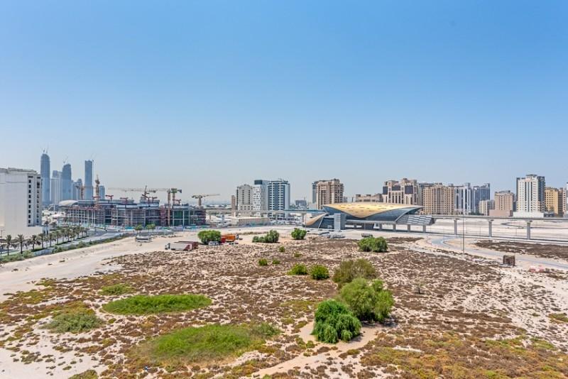 2 Bedroom Apartment For Rent in  Iris Amber Tower,  Al Jaddaf | 17