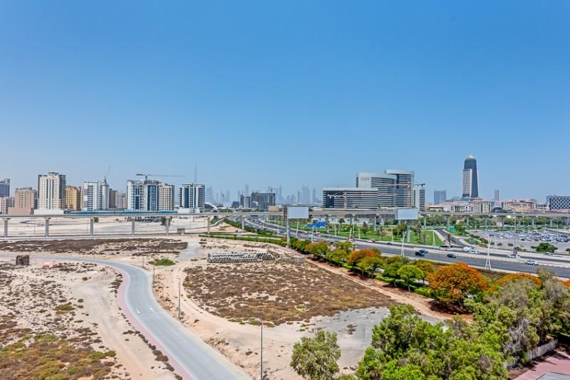 2 Bedroom Apartment For Rent in  Iris Amber Tower,  Al Jaddaf | 18