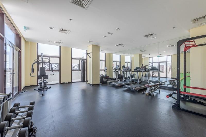 2 Bedroom Apartment For Rent in  Iris Amber Tower,  Al Jaddaf | 14